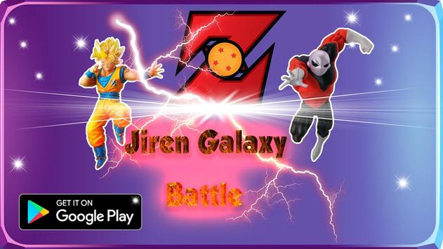Galaxy Jiren Saiyan Battle screenshot 5
