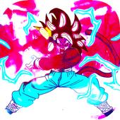 Saiyan Power Fusion Skill Battle icon
