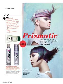 Salon Magazine LookBook apk screenshot