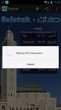 salatuk prayer times apk screenshot
