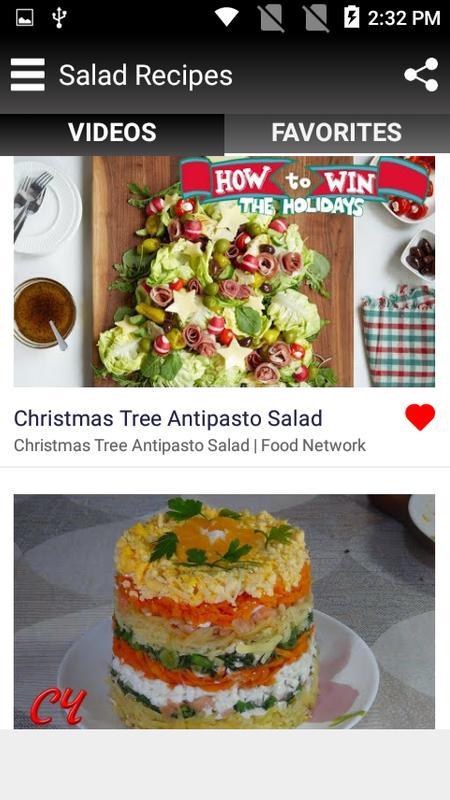 Salad recipes descarga apk gratis comer y beber aplicacin para salad recipes captura de pantalla de la apk forumfinder Choice Image