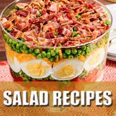 Salad Recipes icon