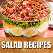 Salad Recipes icon