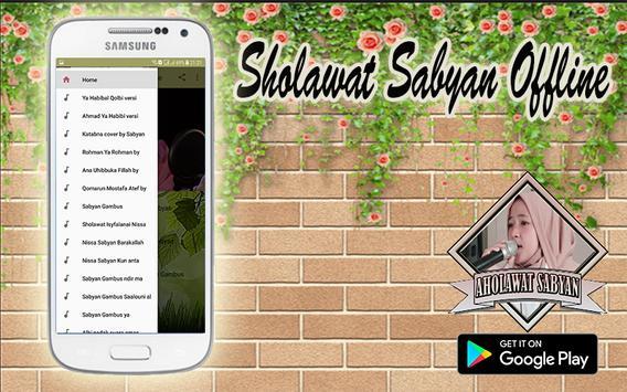 Sholawat Sabyan Offline poster