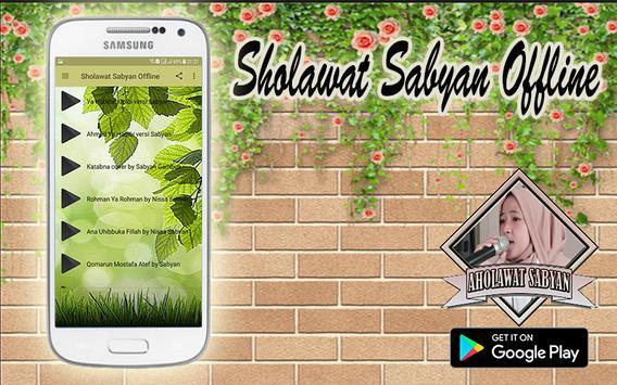 Sholawat Sabyan Offline screenshot 1