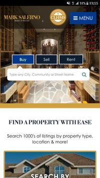 Salerno Real Estate Homes poster