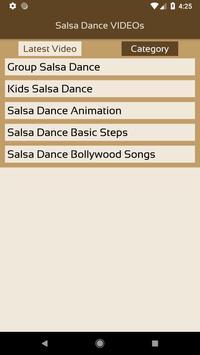 Salsa Dance VIDEOs screenshot 2