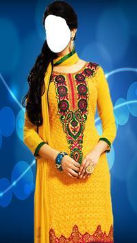 Salwar Kameez Photo Montage apk screenshot