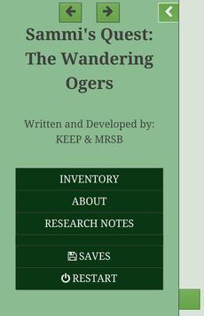 Sammi's Quest: Vol 1.  The Wandering Ogres (Demo) screenshot 1