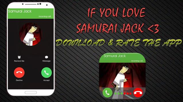Jack  The Fighter Fake Call apk screenshot