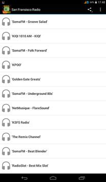 San Fransisco Radio apk screenshot