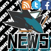 San Jose Sharks All News icon