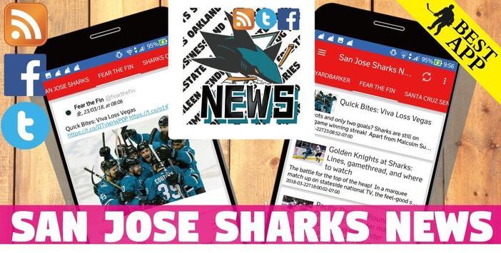 San Jose Sharks All News poster