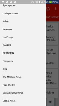 San Jose Sharks All News screenshot 4