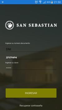 San Sebastian - Country Club poster