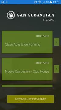 San Sebastian - Country Club screenshot 1