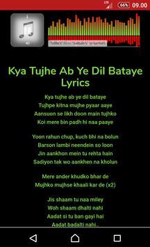 All Songs Sanam Re screenshot 5