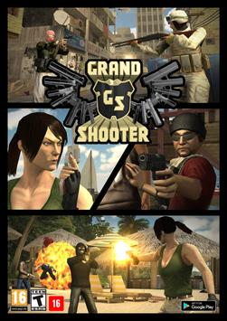 Grand Shooter Cartaz