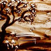 Sand Art Painting icon