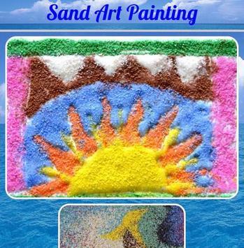 Sand Art Painting screenshot 1
