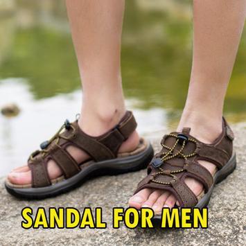 Sandal for Men poster