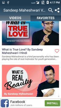 Sandeep Maheshwari Videos - Motivational Videos screenshot 1