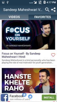Sandeep Maheshwari Videos - Motivational Videos screenshot 2