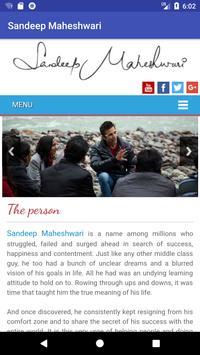 Sandeep Maheshwari apk screenshot