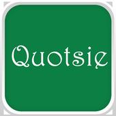 Quotsie icon