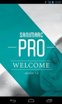 Sanimarc Pro poster