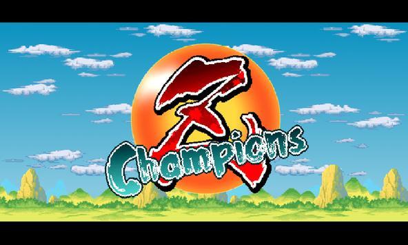 Z Champions Cartaz