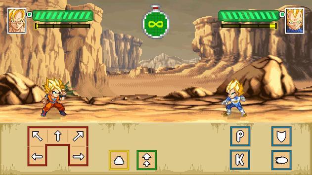 Z Champions captura de pantalla 14