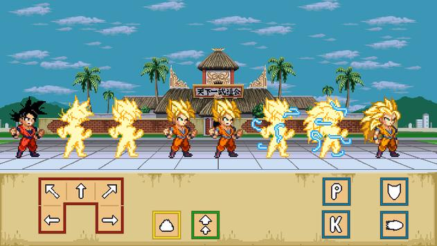 Z Champions captura de pantalla 15