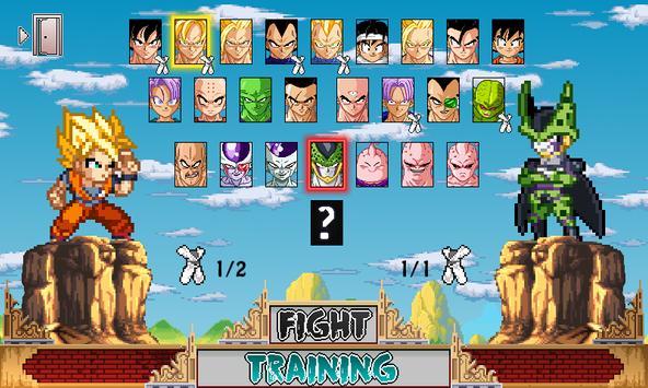 Z Champions captura de pantalla 1