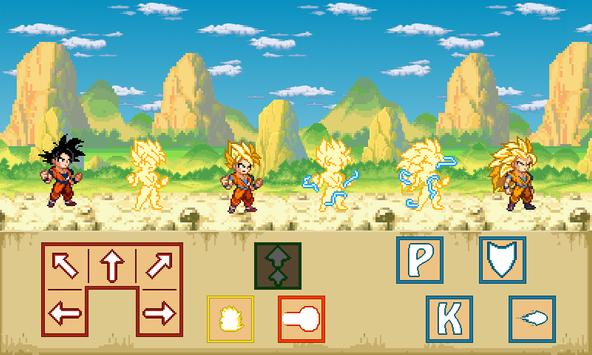 Z Champions captura de pantalla 2