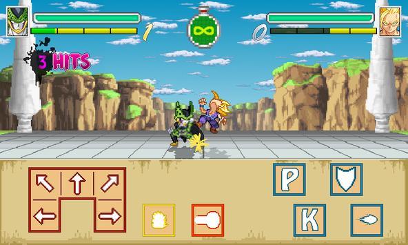 Z Champions captura de pantalla 4