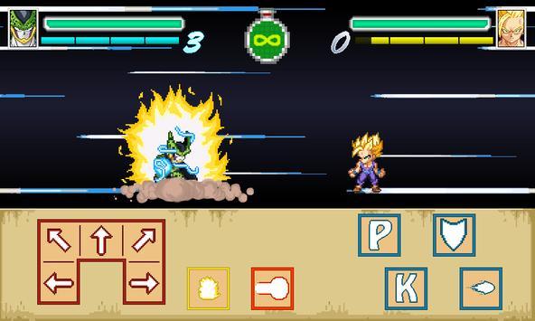 Z Champions captura de pantalla 5