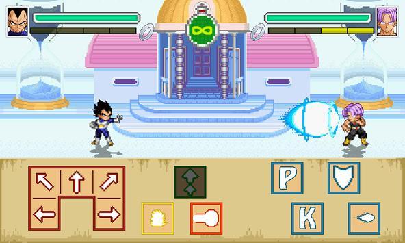 Z Champions captura de pantalla 7