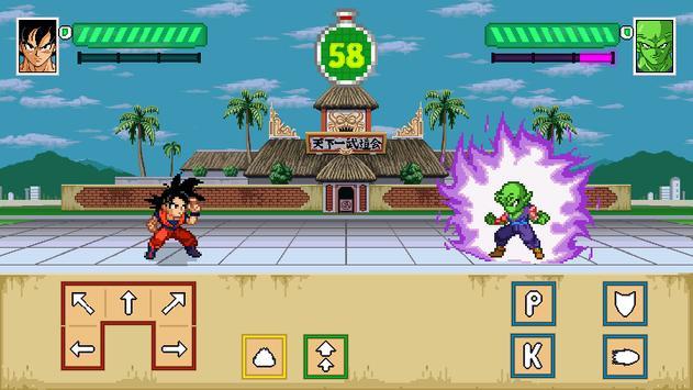 Z Champions apk imagem de tela