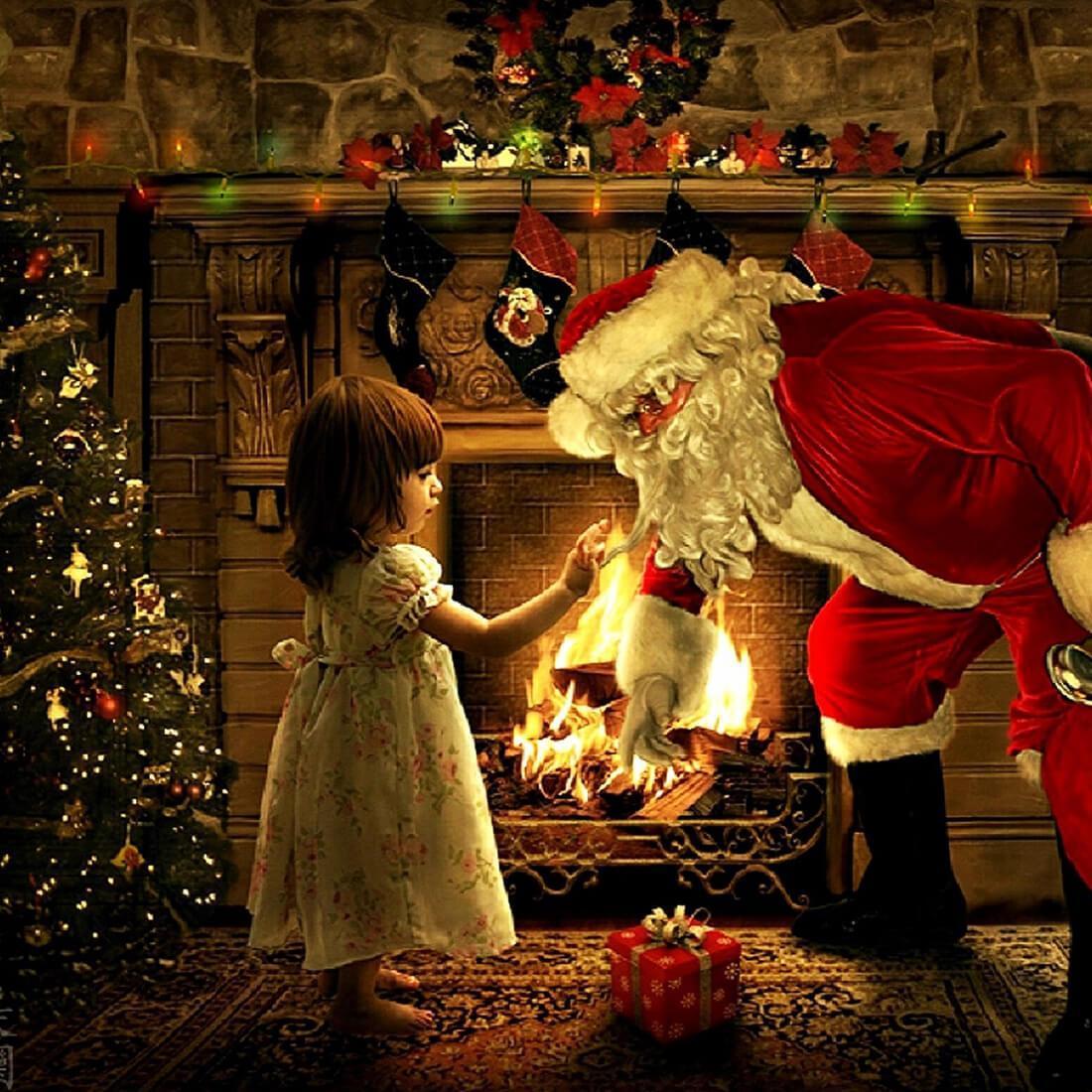 Sfondi Babbo Natale.Babbo Natale Sfondi Animati For Android Apk Download