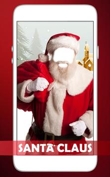 Santa Claus Photo Editor screenshot 1