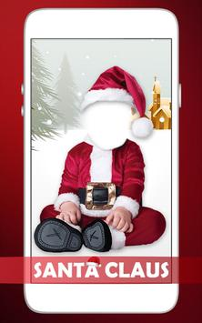 Santa Claus Photo Editor apk screenshot