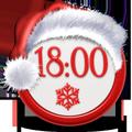 Santa Claus Weather Widget