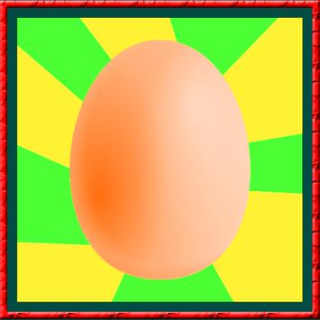 Magical Egg Pou poster