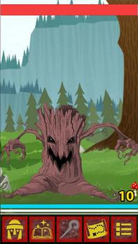 Epic clicker RPG screenshot 2