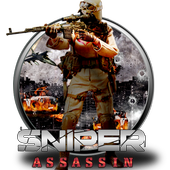 Sniper Assassin Shooting Fury 3D Gun Killer Games icon