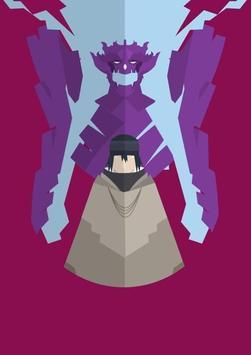 Sasuke Wallpaper 4K screenshot 2