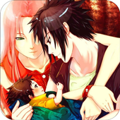 Sasuke and Sakura Wallpaper icon