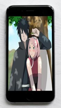 Sasuke and Sakura Wallpaper screenshot 3