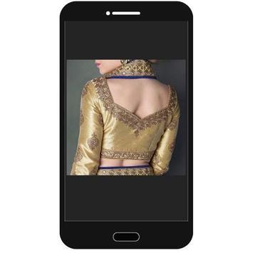 Saree Blouse Collection screenshot 4